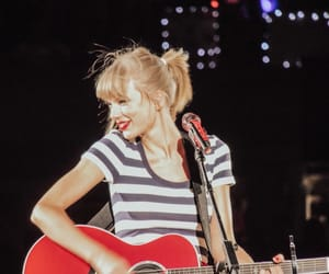 Taylor Swift, red era, and the red tour image