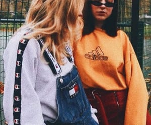 friends and fashion image