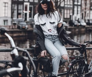 amsterdam, street style, and love style image