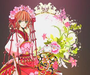 anime, sakura, and manga image
