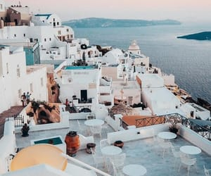 travel, Greece, and place image
