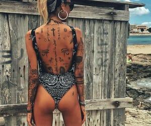 moda and tatuajes image