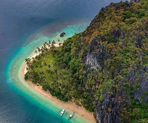 islands, palawan, and summer image