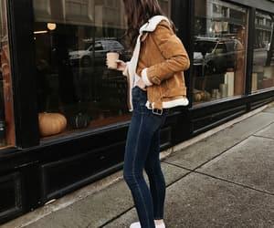 fashion, street style, and jacket image