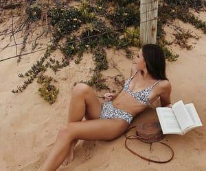 beachwear, fashion, and body goals image