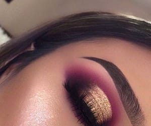 aesthetic, maroon, and beauty image