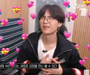 hearts, jin, and soft image