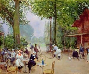 1899, paris, and Öl auf leinwand image