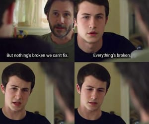quotes, 13 reasons why, and dylan minnette image