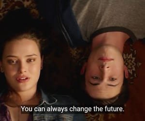quotes, 13 reasons why, and love image