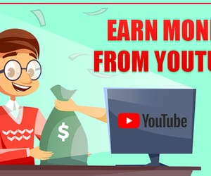 Earn Money and make money online image