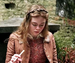 Elle Fanning, mary shelley, and pretty image