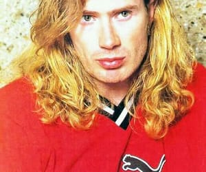 dave mustaine, megadeth, and thrash metal image