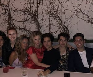 cole sprouse, camila mendes, and riverdale image