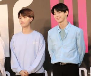 idols, korean, and doyoung image
