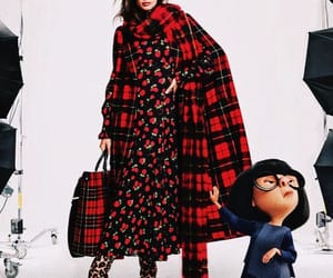 magazine, models, and edna mode image