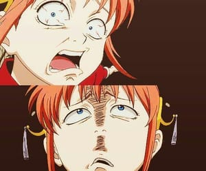 anime, gintama, and yakusoku❥ image