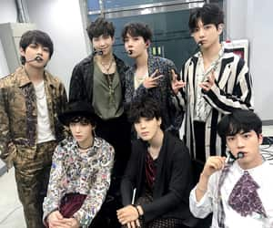 group picture, namjoon, and bts image