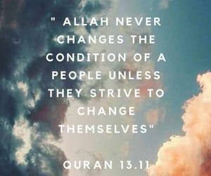 allah, change, and islam image