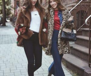 jessica jung and krystal jung image