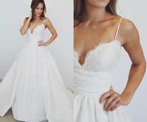 fashion, bride, and girl image
