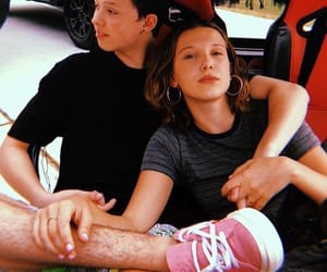 millie, millie bobby brown, and celebrity image