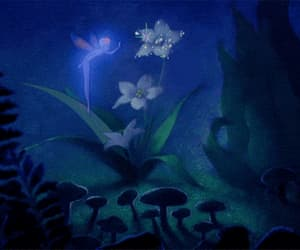 disney, fairy, and fantasia image