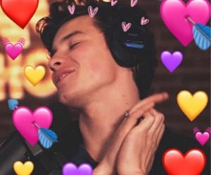 reaction and shawn mendes image