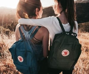 adventure, best friends, and travel image