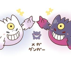 pink, pokemon, and purple image