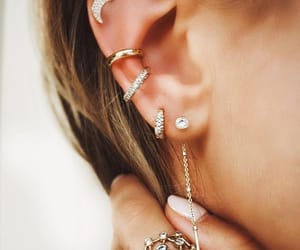 accessories, style, and earrings image