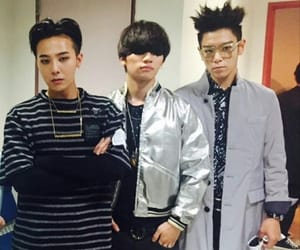 daesung, big bang, and T.O.P image