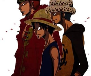 one piece and tree capitains image