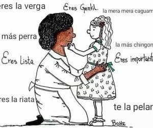 baby girl, girl, and mama image