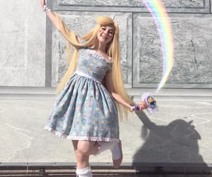 blonde, cosplay, and disney image