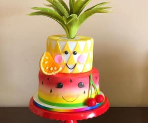 cake, cool, and pastry image
