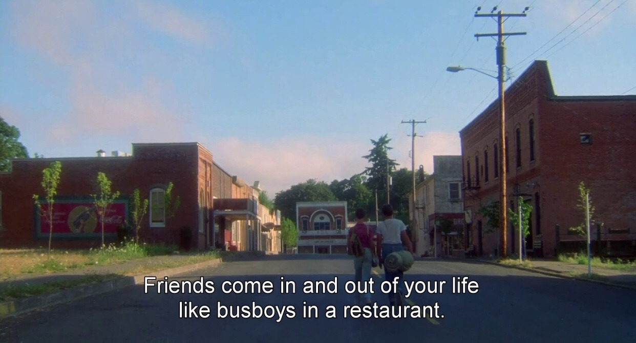 stand by me, 80s, and tumblr image