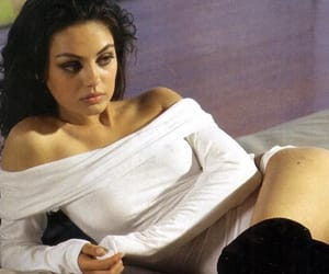 Mila Kunis and sexy image