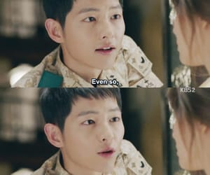 aesthetic, beige, and descendants of the sun image