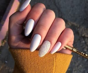 manicure, nails, and stylish image