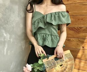 asian fashion, outfit, and clothes image