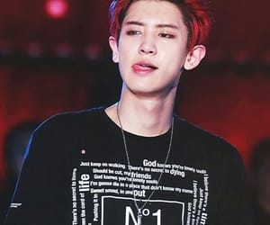 Chan, exo, and Hot image