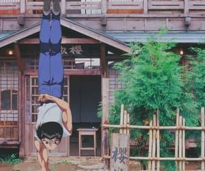aesthetic, yu yu hakusho, and urameshi image