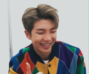 rm, bts, and namjoon image