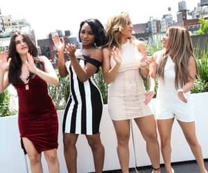 girl, lauren jauregui, and fifth harmony image