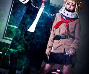 cosplay, villain, and toga image