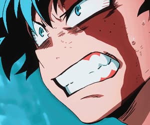 anime, gif, and boku no hero academia image