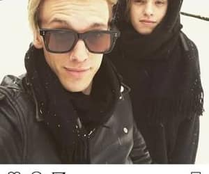 counterfeit, love, and jamiecampbellbower image