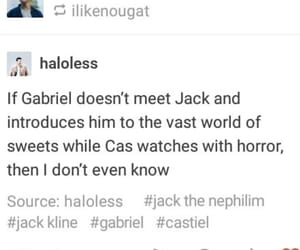funny, gabriel, and jack image