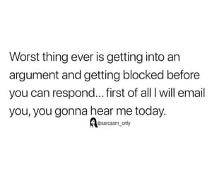 anxiety, funny, and humor image